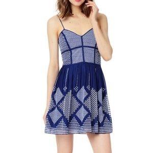 Parker eyelet dress